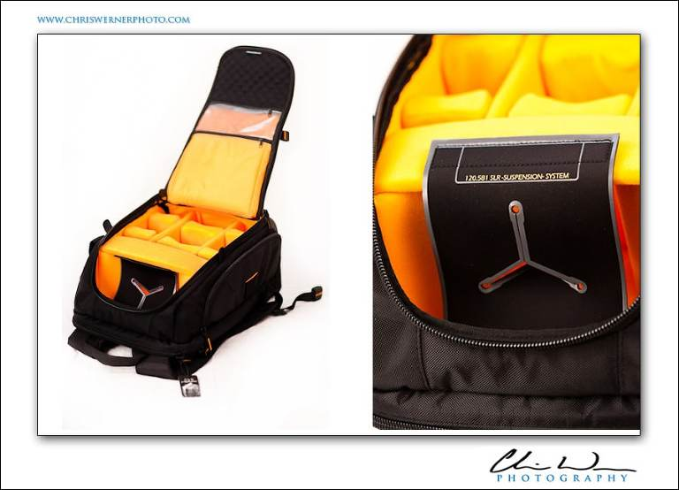 Case Logic Gear Review by a Tahoe photographer