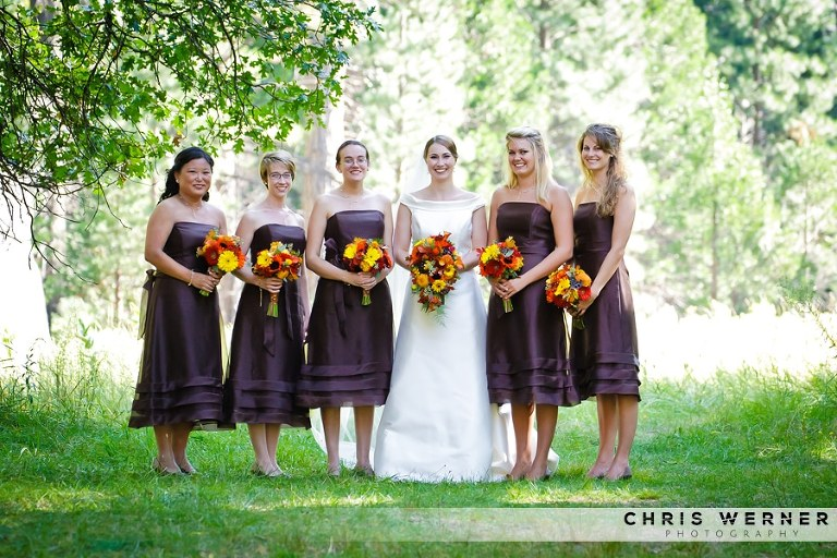 Fall wedding dress colors.