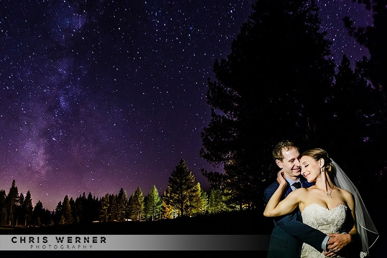 Tahoe Mountain Club Weddings