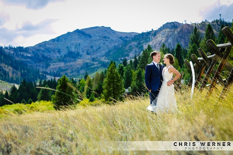 Resort at Squaw Creek Weddings in Lake Tahoe