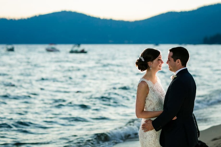 Lake Tahoe wedding coordinator.