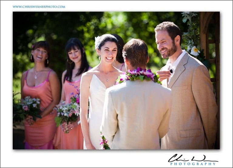Rancho Santa Ana Botanic Gardens Wedding photos