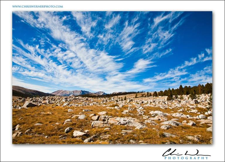 The Great Western Divide, Sierra Nevada Photography