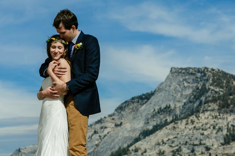 If you are planning a Yosemite Tuolumne Meadows wedding, consider extra time with your photographer to visit scenic landmarks and vista points to capture some of the natural beauty and breathtaking surroundings.