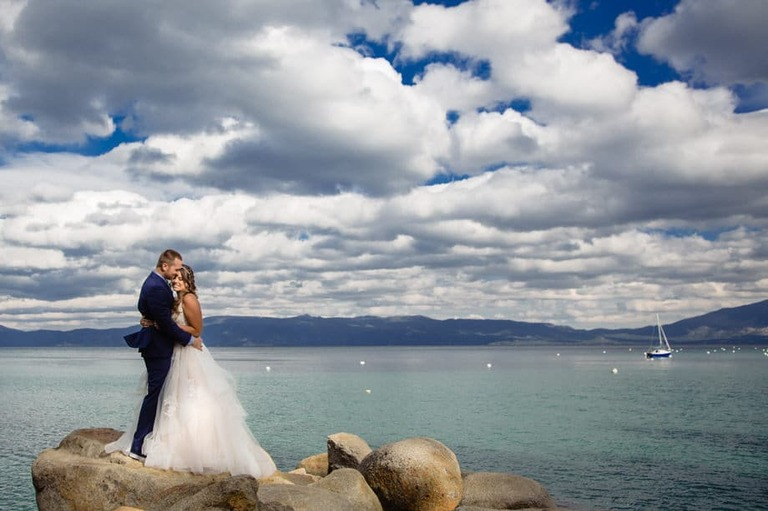 A small Lake Tahoe micro wedding offers more time to enjoy your amazing day, with less stress around logistics, planning, and expenses.